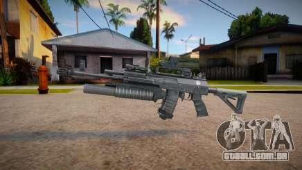 Ak-12 (good textures) para GTA San Andreas
