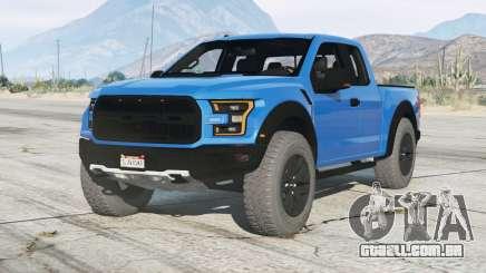 Ford F-150 Raptor 2017〡add-on para GTA 5