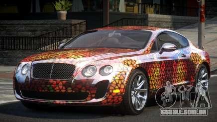 Bentley Continental U-Style L10 para GTA 4