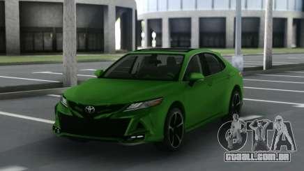 Toyota Camry v70 Green para GTA San Andreas