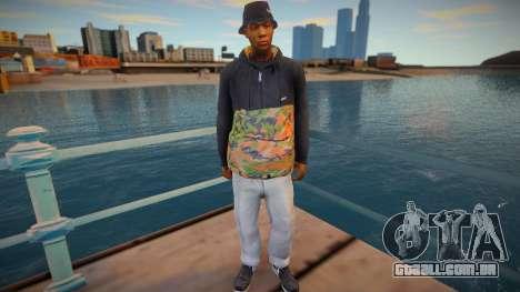 New Wiz Khalifa para GTA San Andreas