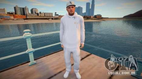 White male para GTA San Andreas