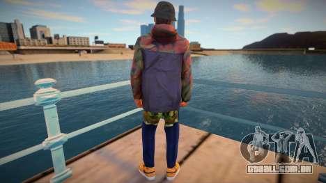 Nash para GTA San Andreas