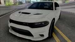 Dodge Charger 2018 Lowpoly para GTA San Andreas