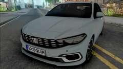 Fiat Tipo Sedan 2021 para GTA San Andreas