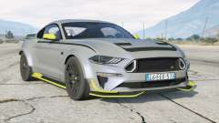Ford Mustang RTR Spec 5〡add-on 2018 para GTA 5