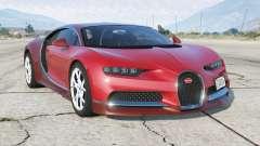Bugatti Chiron 2016 v2.0 para GTA 5