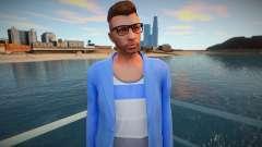 Dude 9 from GTA Online para GTA San Andreas