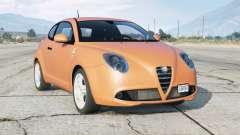 Alfa Romeo MiTo Quadrifoglio Verde (955) 2014 v2.3.1 para GTA 5