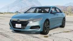 Honda Accord Sport 2.0T (CV2) 〡add-on 2018 para GTA 5