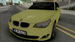 BMW E60 Pre LCI M Sport 2008 para GTA San Andreas