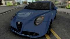 Alfa Romeo MiTo [HQ] para GTA San Andreas