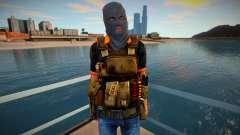 Sicario De Los Zetas v4 para GTA San Andreas