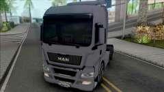 MAN TGX 2015 Lowpoly para GTA San Andreas