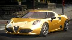 Alfa Romeo PSI 4C