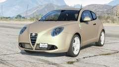 Alfa Romeo MiTo Quadrifoglio Verde (955) 2014〡add-on ν2.2 para GTA 5