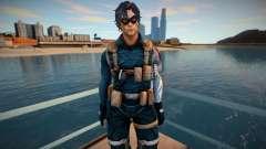 Winter Soldier para GTA San Andreas