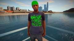 GTA 5 Fam2 para GTA San Andreas