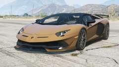 Lamborghini Aventador SVJ Roadster 2019〡add-on v1.01 para GTA 5