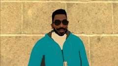 Punjabi Kundi Mucch Mod Por mods Harinder para GTA San Andreas