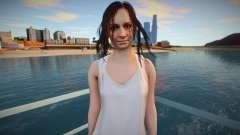 Mia Winters from Resident Evil 7 para GTA San Andreas