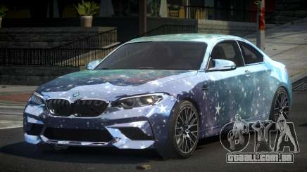 BMW M2 Competition SP S1 para GTA 4