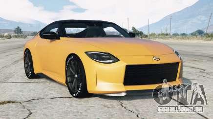 Nissan Z Proto 2020〡add-on v1.0 para GTA 5