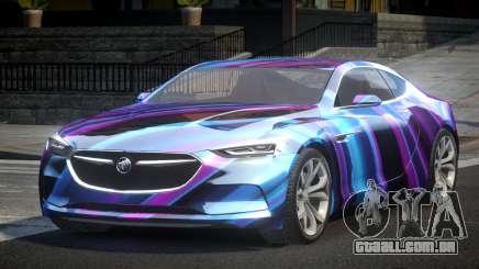Buick Avista PSI-S S8 para GTA 4