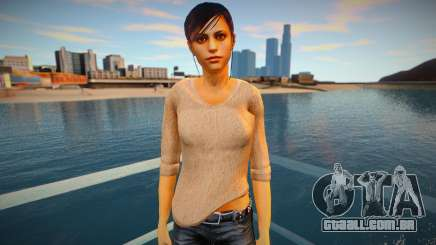 Claire Redfield normal para GTA San Andreas