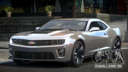 Chevrolet Camaro PSI-Z para GTA 4