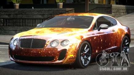 Bentley Continental BS Drift L6 para GTA 4