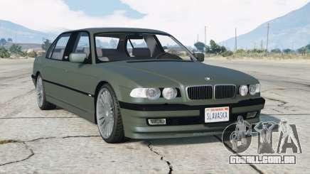 Alpina B12 6.0 Lang (E38) 2001〡add-on para GTA 5