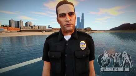 Novo policial para GTA San Andreas