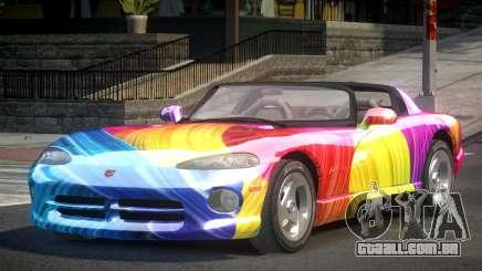Dodge Viper GST-R S4 para GTA 4