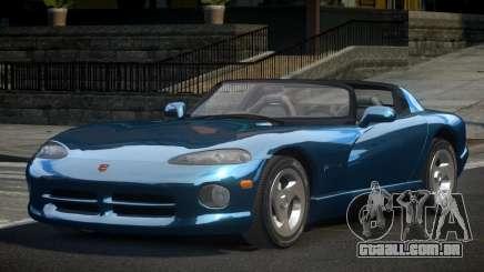 Dodge Viper GST-R para GTA 4