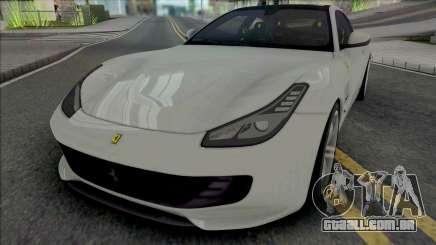 Ferrari GTC4Lusso (SA Plate) para GTA San Andreas
