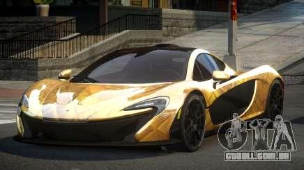 McLaren P1 GST-R S8 para GTA 4