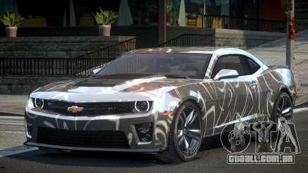 Chevrolet Camaro BS Drift S6 para GTA 4