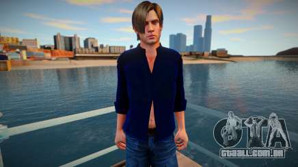 Leon Scott Kennedy casual para GTA San Andreas