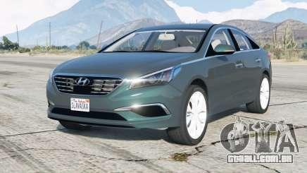 Hyundai Sonata (LF) 2015 para GTA 5