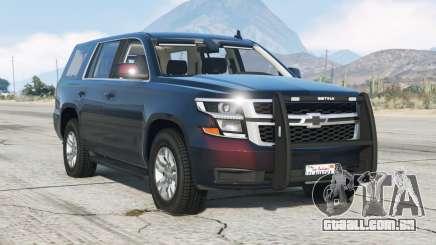 Chevrolet Tahoe 2020〡Unmarked [ELS]〡add-on para GTA 5