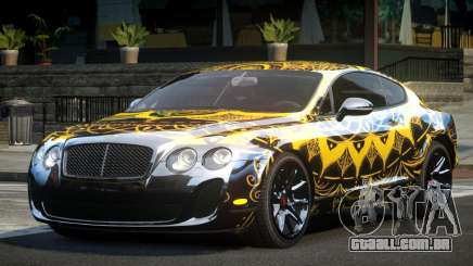Bentley Continental BS Drift L5 para GTA 4