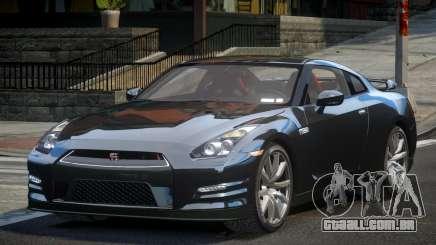 Nissan GT-R U-Style para GTA 4