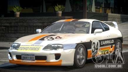 Toyota Supra GST Drift S4 para GTA 4