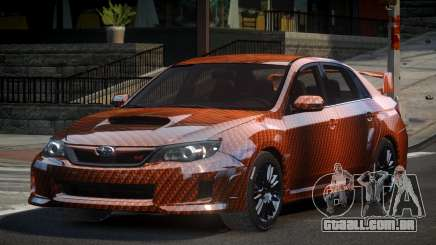Subaru Impreza US S3 para GTA 4