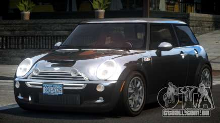 Mini Cooper S GS V1.0 para GTA 4