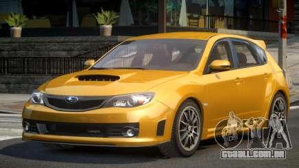 Subaru Impreza BS-U para GTA 4