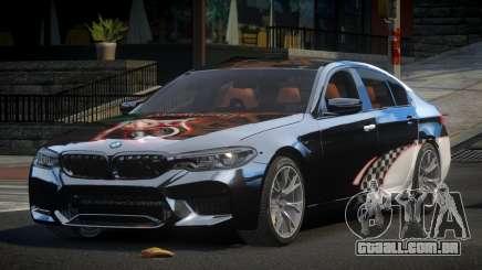 BMW M5 Competition xDrive AT S2 para GTA 4