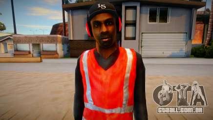 New bmyap Skin para GTA San Andreas