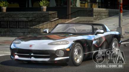 Dodge Viper GST-R S6 para GTA 4